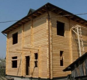 Дома бани из профилированного бруса