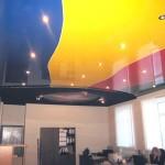 Сложные и простые натяжные потолки
