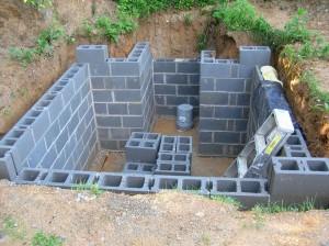 Строительство погреба в домашних условиях