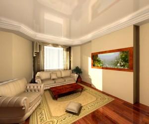Красивый дизайн проект квартиры