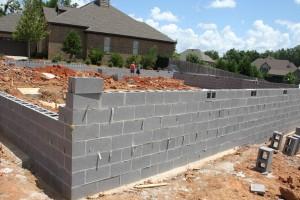 Строительство зданий из шлакоблока