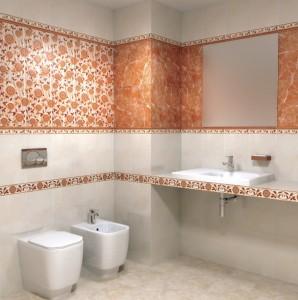 Плитка для ванной Керама Марацци