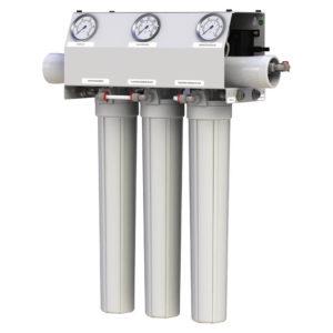 Оборудование для очистки воды в коттедже