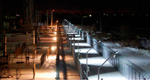 Освещение промышленных предприятий